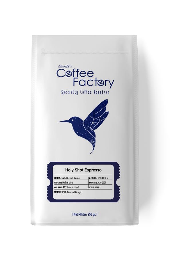 Holy Shot Espresso Blend