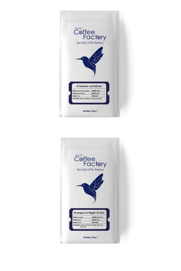 2x250 gr Yeni Kahveler Tadım Paketi