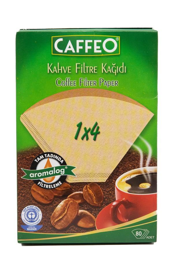 Caffeo Kahve Filtre Kağıdı